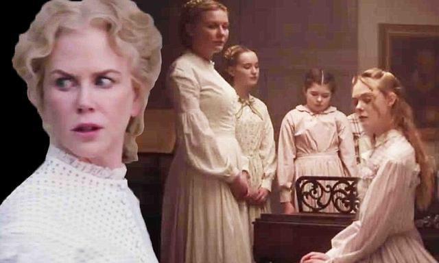 画像: Nicole Kidman, Kirsten Dunst and Elle Fanning star in The Beguiled