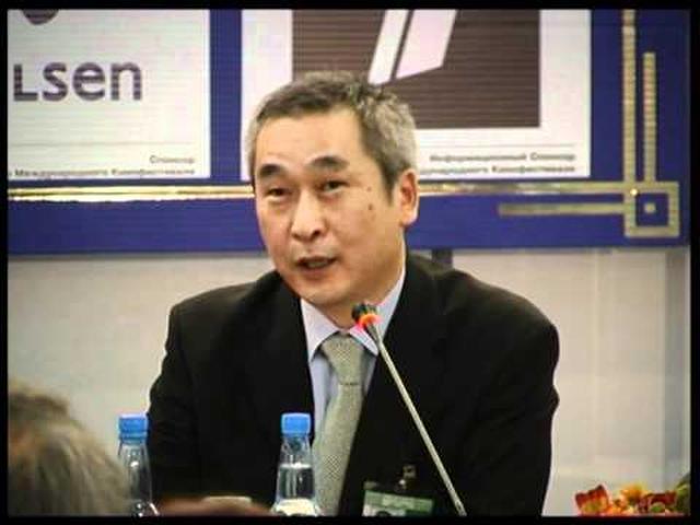 画像: Kaneto Shindo press conference. Канэто Синдо пресс конференция. youtu.be