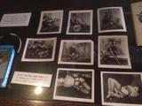 画像: アーヴィング・クロウ・スタジオで撮影され、販売されたボンデージ生写真