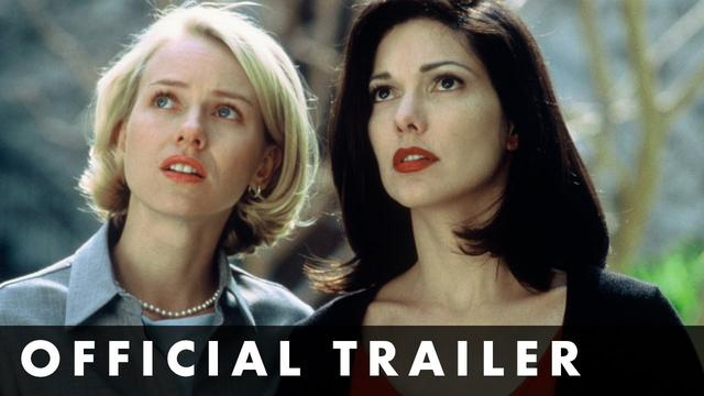 画像: MULHOLLAND DRIVE - Official Trailer - Newly restored in cinemas now youtu.be