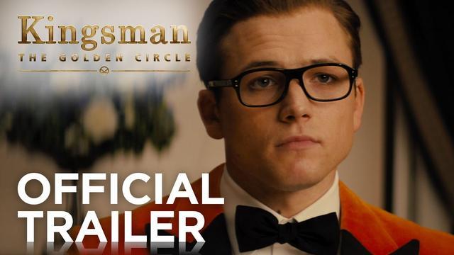 画像: Kingsman: The Golden Circle | Official Trailer [HD] | 20th Century FOX youtu.be