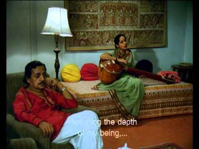 画像: Agantuk - A Satyajit Ray Classic youtu.be