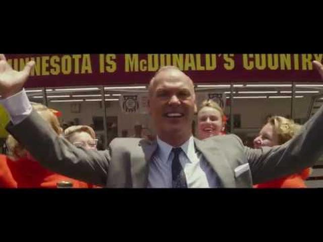 画像: 英雄か。怪物か。 『ファウンダー ハンバーガー帝国のヒミツ』 youtu.be