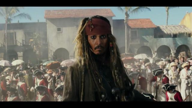 画像: 『パイレーツ・オブ・カリビアン/最後の海賊』本予告 youtu.be