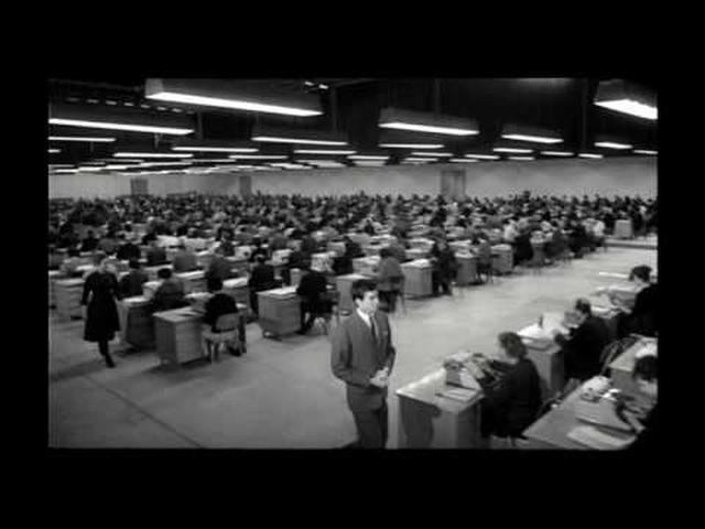 画像: The Trial (1962) Trailer youtu.be