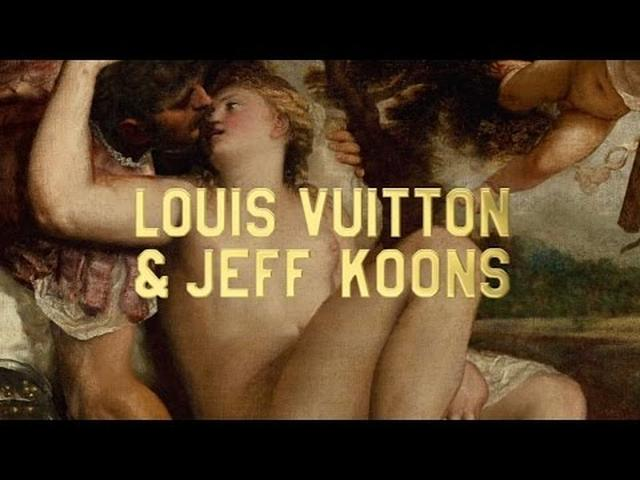 画像: Louis Vuitton - Masters, a collaboration with Jeff Koons youtu.be