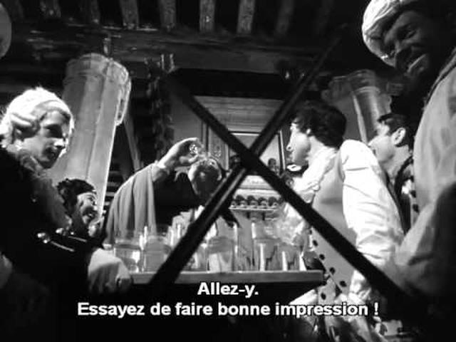画像: Dossier secret (A.K.A. Mr. Arkadin) d'Orson Welles : extrait youtu.be