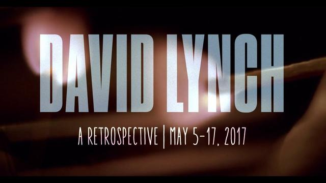 画像: David Lynch: A Retrospective May 5-17, 2017 youtu.be
