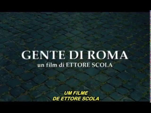 画像: Gente Di Roma - Trailer Legendado youtu.be