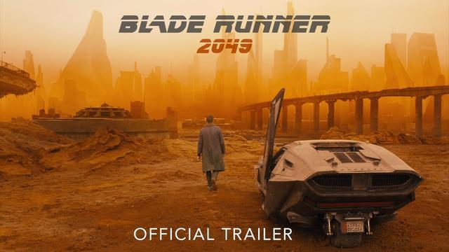 画像: BLADE RUNNER 2049 - Official Trailer youtu.be