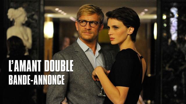 画像: L'amant double - de François Ozon - Bande-Annonce youtu.be