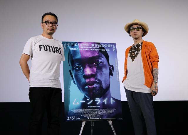 画像: 左より映画・音楽ジャーナリストの宇野維正さん 音楽家・文筆家 菊地成孔さん