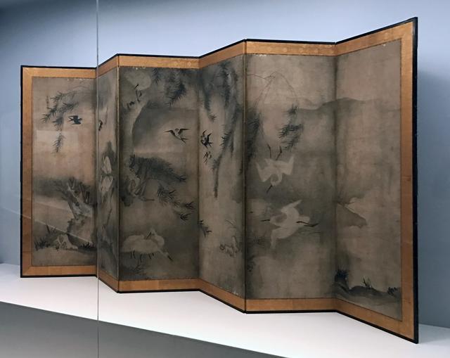 画像2: 雪村周継《花鳥図屏風》 ミネアポリス美術館蔵 photo©cinefil