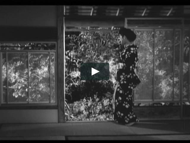 画像1: 溝口健二『雪夫人絵図』(1950)Mizoguchi Kenji vimeo.com