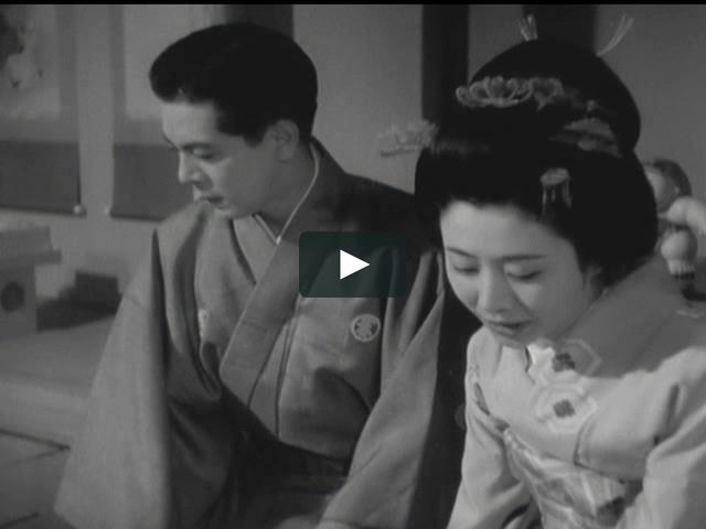 画像1: 溝口健二『お遊さま』(1951)Mizoguchi Kenji vimeo.co