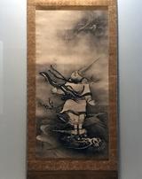 画像: 雪村周継《呂洞賓図》(重要文化財、奈良・大和文華館蔵、3月28日~4月23日展示) photo©cinefil