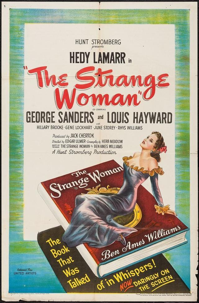 画像: 『奇妙な女』