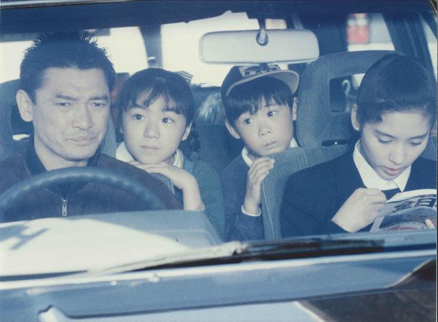 画像: 『渋滞』 監督:黒土三男/1991年/カラー/35mm/109分/ 出演:萩原健一、黒木瞳