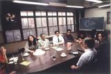 画像: 『12人の優しい日本人』 監督:中原俊/1991年/カラー/35mm/116分/ 出演:塩見三省、豊川悦司