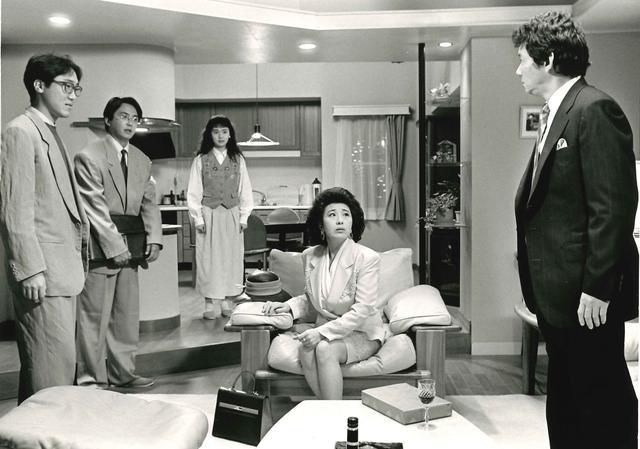 画像: 『さよなら、こんにちわ』 監督:福田陽一郎/1990年/カラー/35mm/90分/ 出演:南果歩、佐野史郎