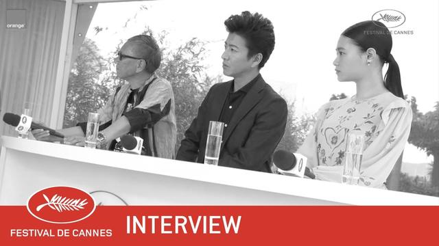 画像: MUGEN NO JÜNIN - Interview - VF - Cannes 2010 youtu.be