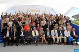 画像: Cannes Film Fest 70th Anniversary Family Portrait Captures International Cinema