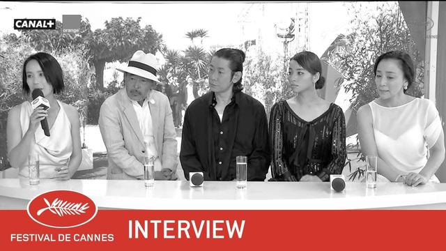 画像: HIKARI - Interview - EV - Cannes 2017 youtu.be