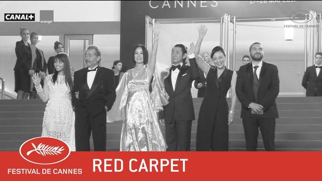 画像: HIKARI - Red Carpet - EV - Cannes 2017 youtu.be