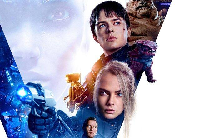画像: New Valerian Poster with DeHaan, Delevingne and Rihanna