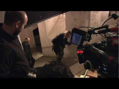 "画像: Backstage ""LA MIGLIORE OFFERTA"" di Giuseppe Tornatore. Regia di Livio Bordone youtu.be"