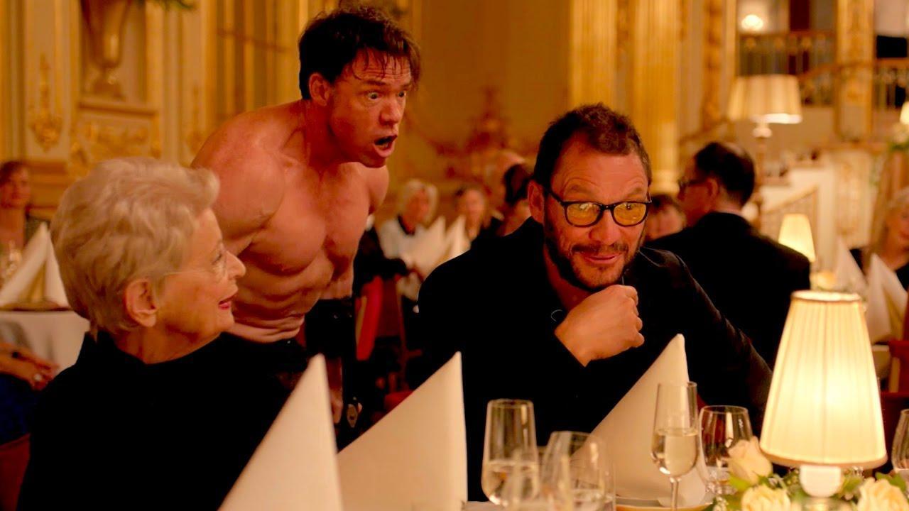画像: The Square – New clip (3/3) official from Cannes youtu.be