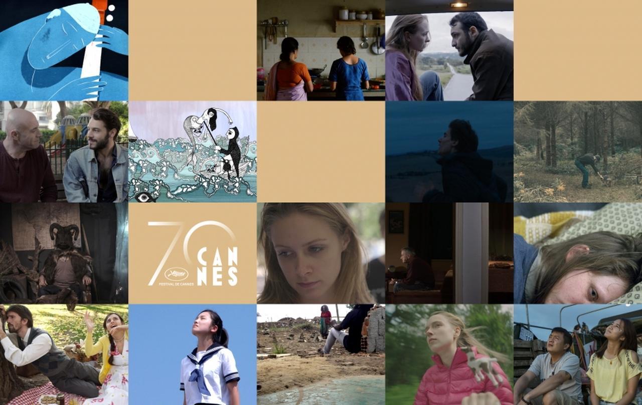 画像: Festival de Cannes - Official Site / Institutional