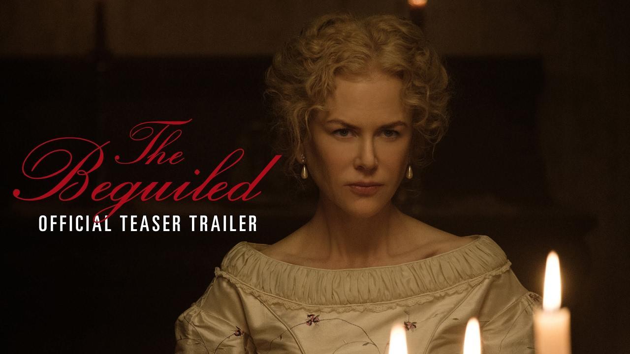 画像1: THE BEGUILED - Official Teaser Trailer [HD] - In Theaters June 23 youtu.be