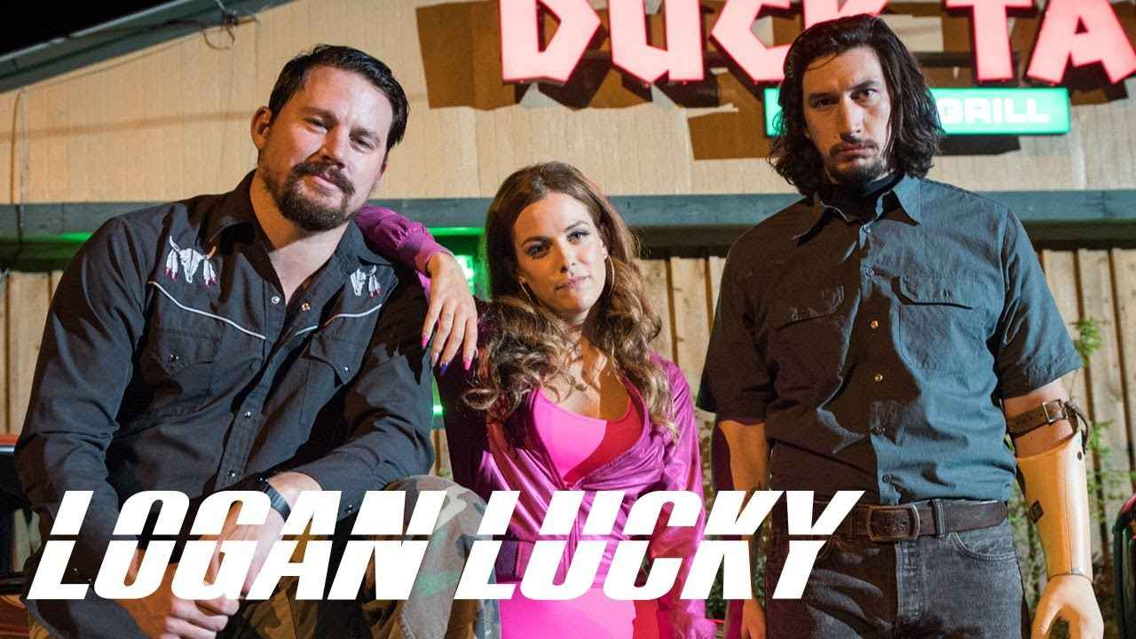 画像: LOGAN LUCKY   Official HD Trailer youtu.be