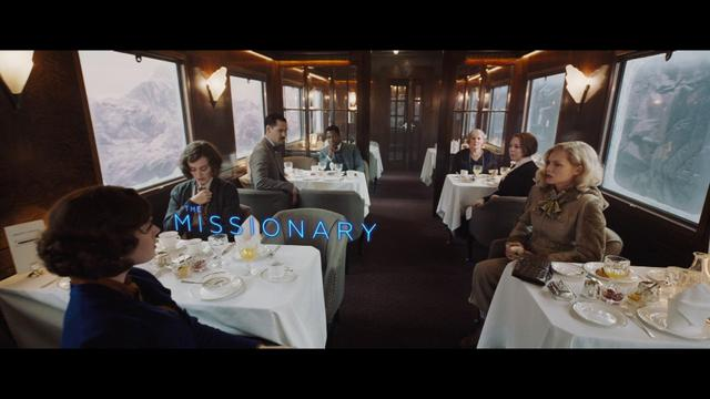 画像: Murder on the Orient Express | Official HD Trailer #1 | 2017 | Starring Kenneth Branagh youtu.be