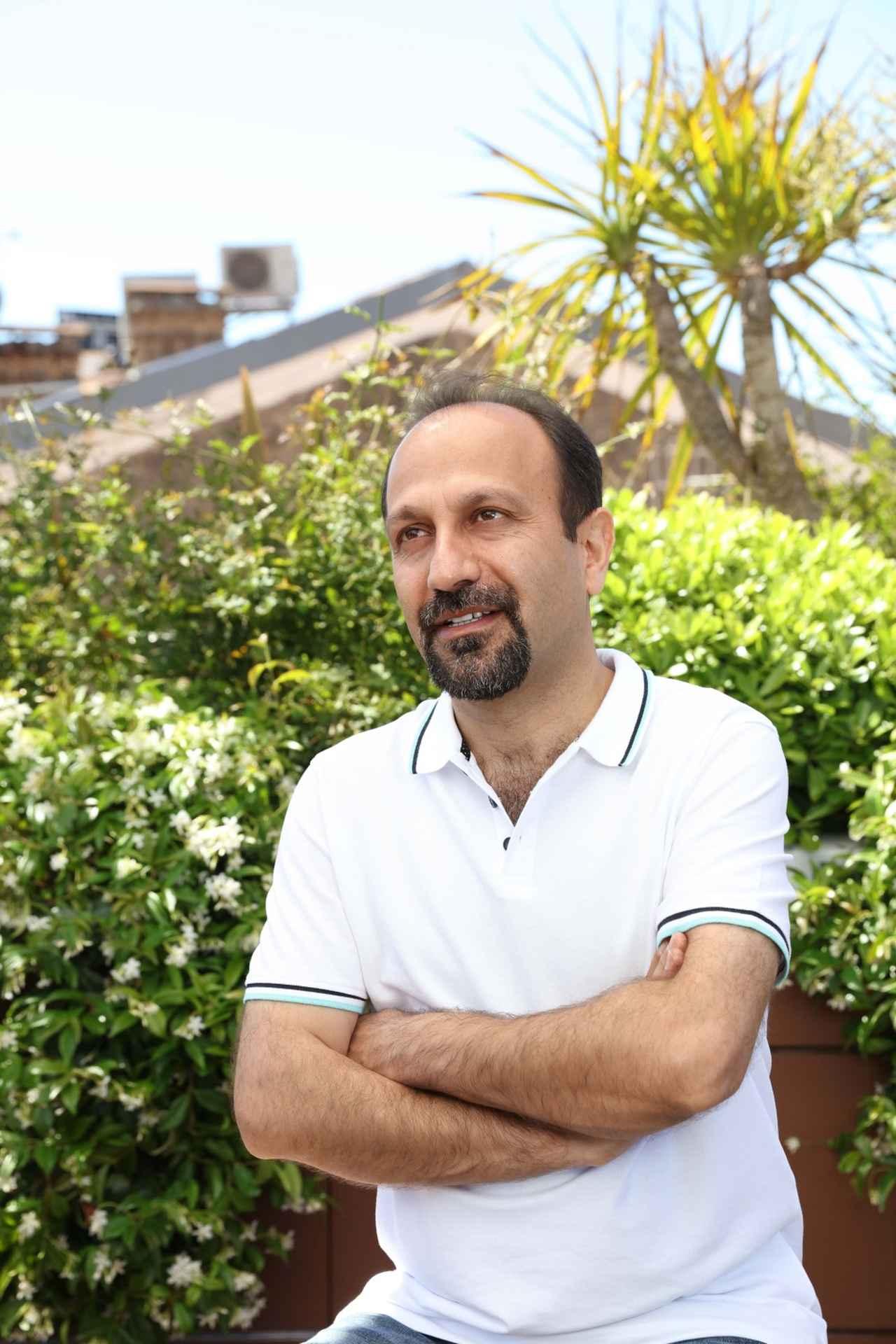 画像: 『セールスマン』監督・製作・脚本 アスガー・ファルハディ Asghar Farhadi