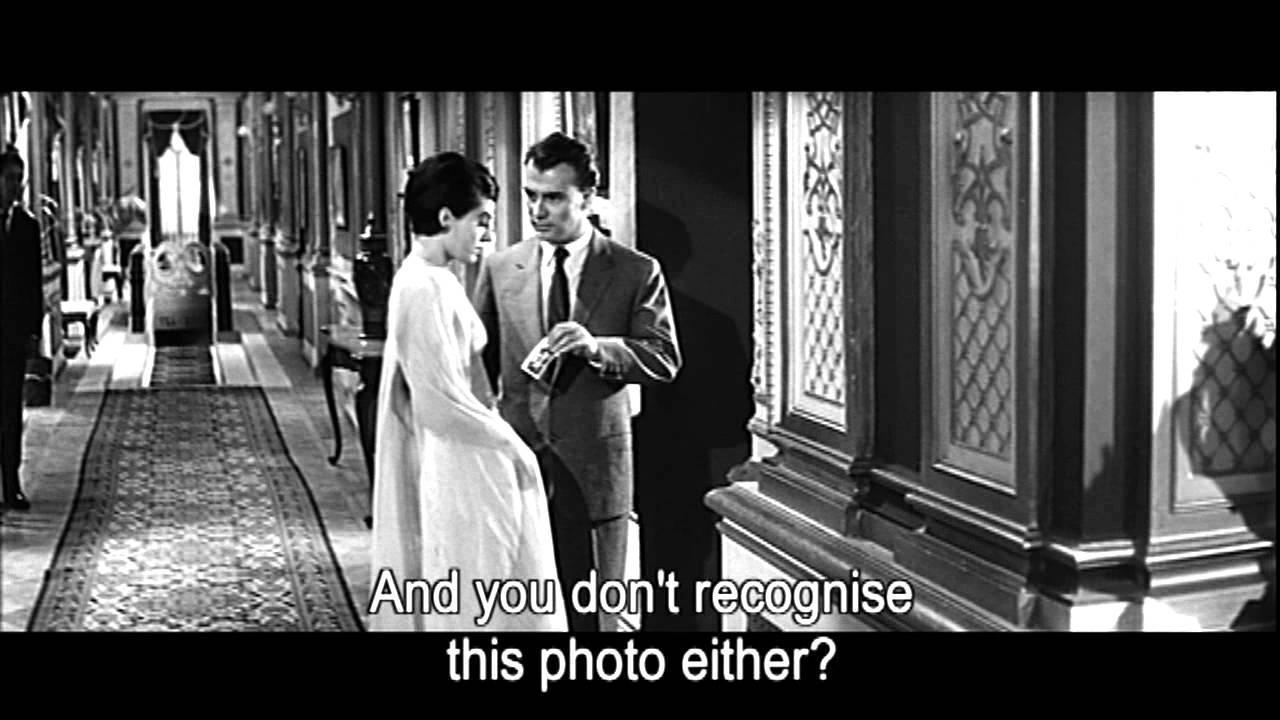 画像: Last Year in Marienbad (1961) - Alain Resnais (Trailer)   BFI youtu.be