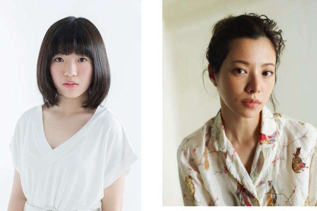 画像: (右)小松未来(左)桜井ユキ