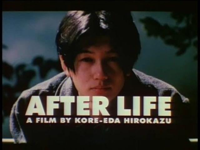 画像: After Life (1998) trailer youtu.be
