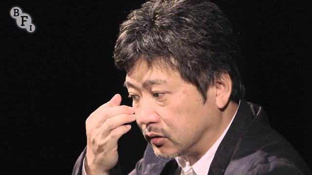 画像: LFF BFI Hirokazu Kore-Eda Screen Talk youtu.be