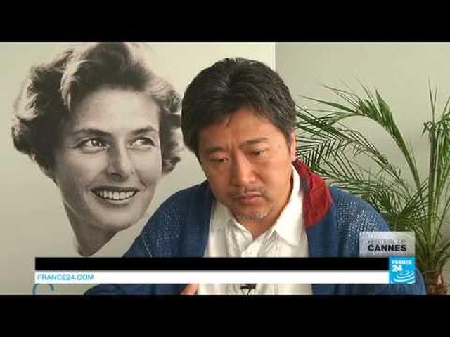 画像: Hirokazu Kore-Eda : un maitre japonais sur la croisette youtu.be