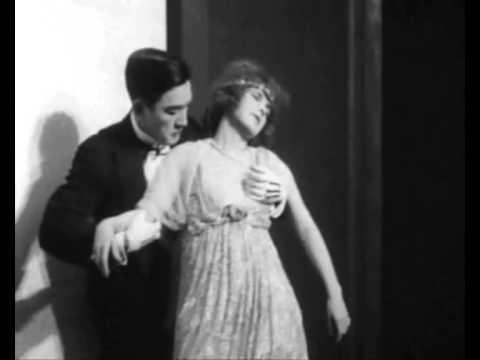 """画像: JACK DEAN, FANNIE WARD E SESSUE HAYAKAWA, em cenas de """"THE CHEAT"""", 1915 youtu.be"""