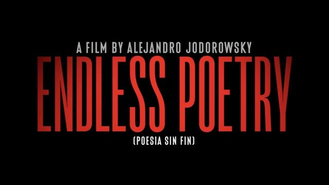 画像: Endless Poetry - Official Trailer #2 youtu.be