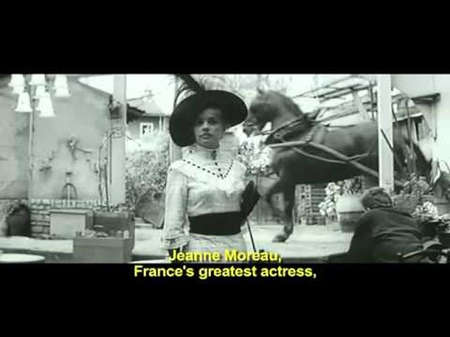 画像: JULES ET JIM (Francois Truffaut, Francia, 1962), TRAILER youtu.be