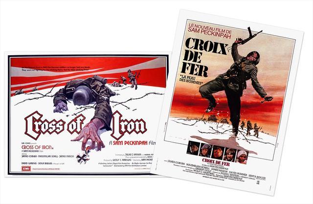 画像: 海外のポスタービジュアル二種類をデザインしたポストカード