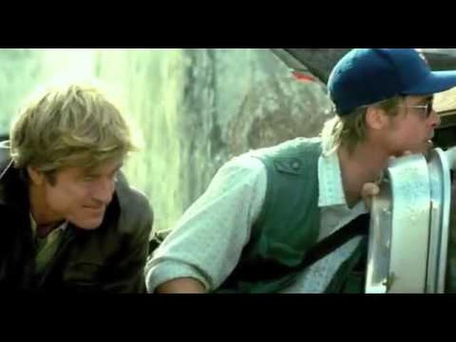 画像: Spy Game Official Trailer #1 Brad Pitt Movie 2001) HD youtu.be
