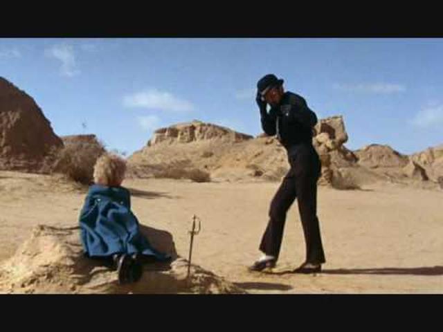 画像: Bob Fosse + Billie Jean youtu.be