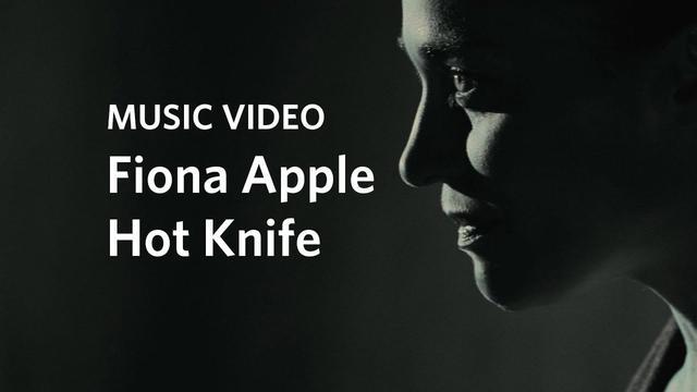 """画像: Fiona Apple: """"Hot Knife"""" (Official Music Video) youtu.be"""