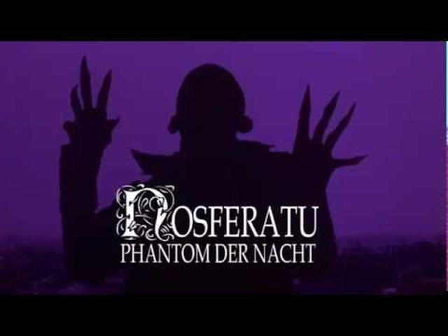 画像: Nosferatu, Fantôme de la nuit youtu.be
