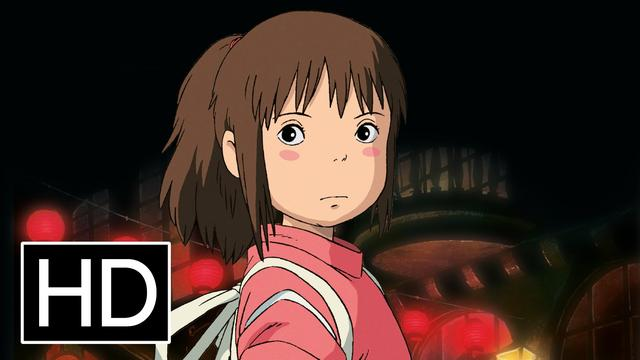 画像: Spirited Away - Official Trailer youtu.be